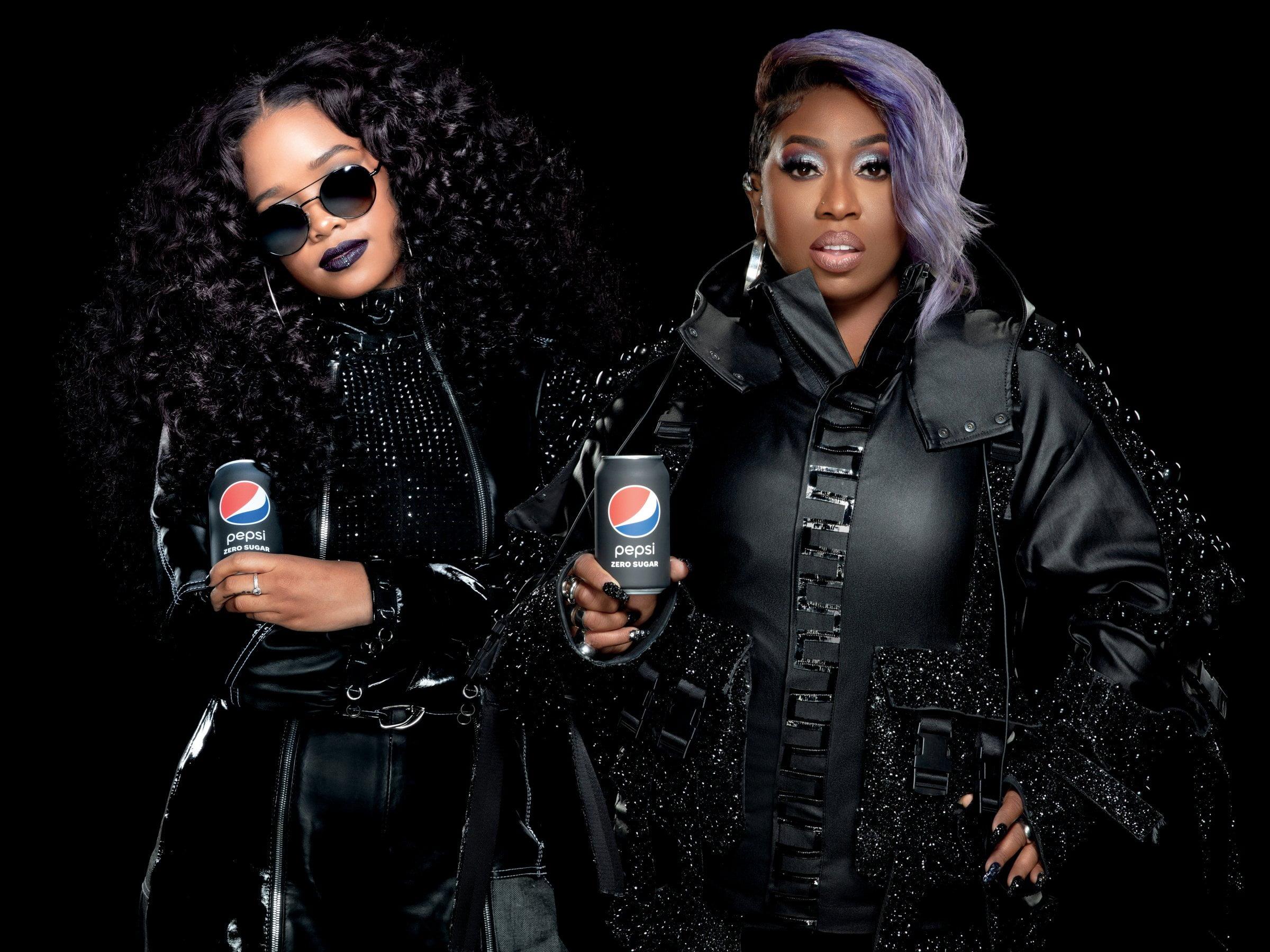 Missy Elliott X H.E.R. Pepsi Zero Sugar