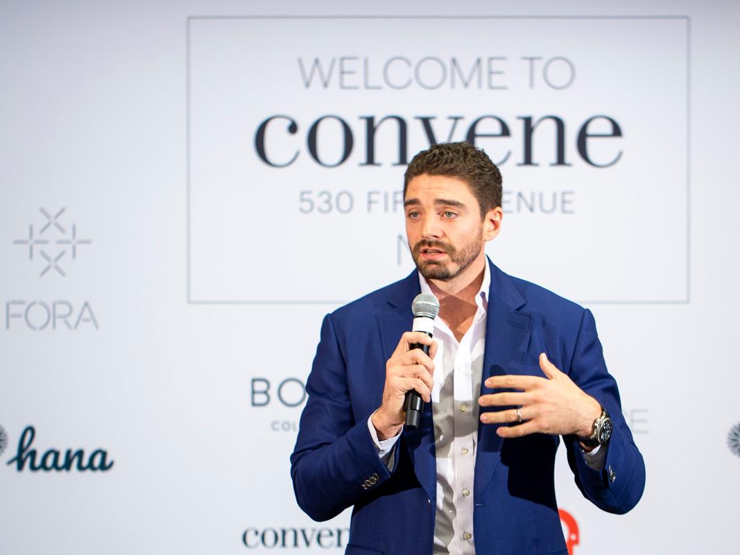 Convene Co-Founder and CEO Ryan Simonetti