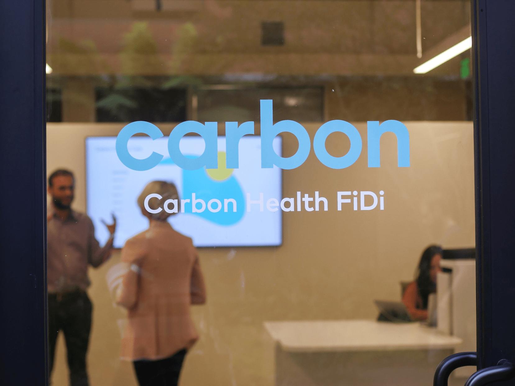 carbon clinic startup healthcare san francisco 7