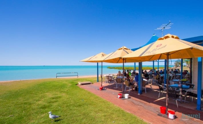 Town Beach Cafe - Broome, Western Australia