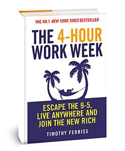 4-Hour Work Week Book Tim Ferris