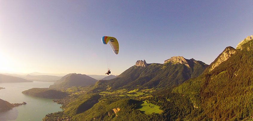 Aileen Paragliding Life of Travel