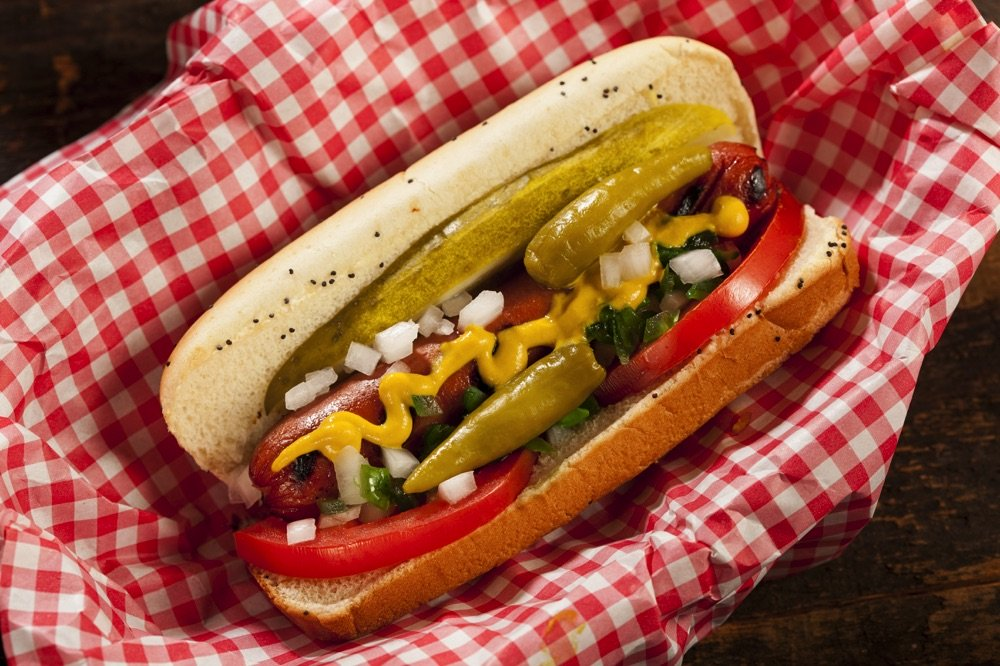 chicago style hot dog things to do in the city