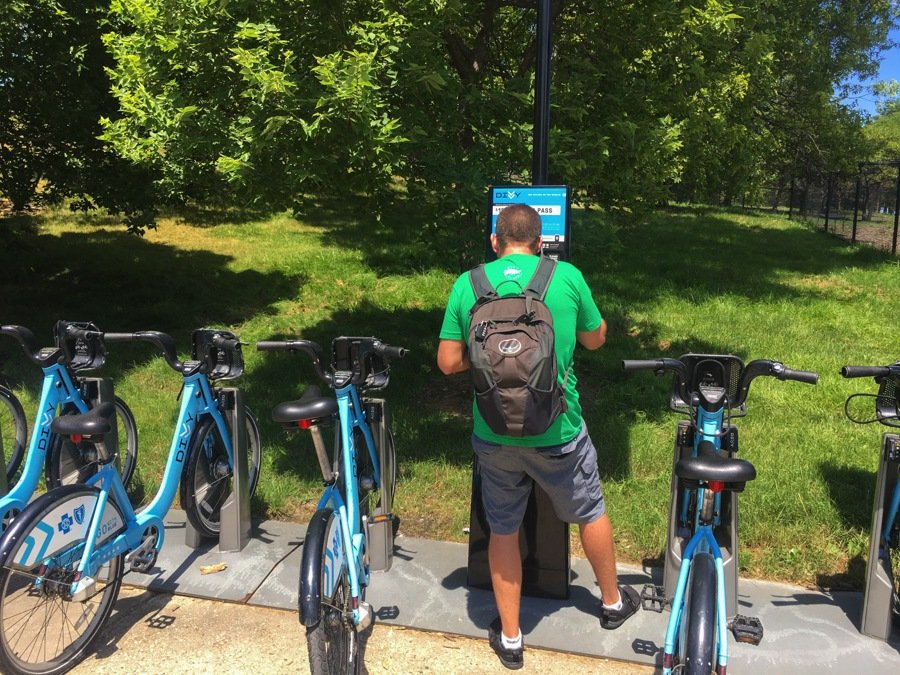 renting a divvy bike and exploring is a top thing to do in chicago