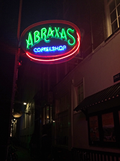 Abraxas Coffeeshop Amsterdam