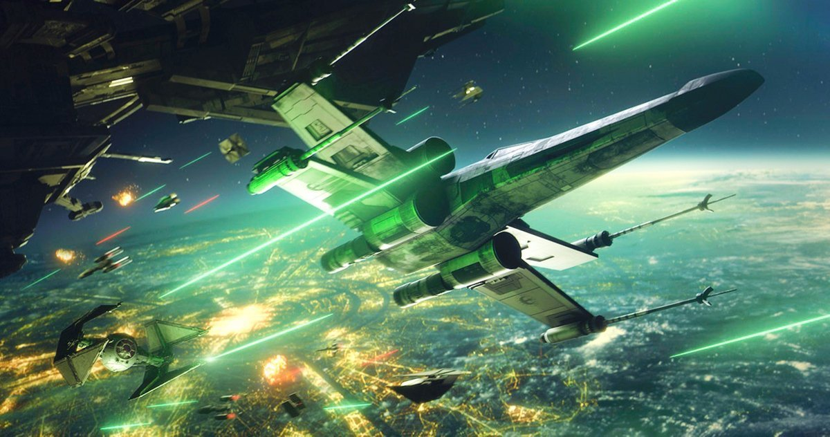 Star Wars Squadrons Trailer Reveals New EA Video Game Coming This October